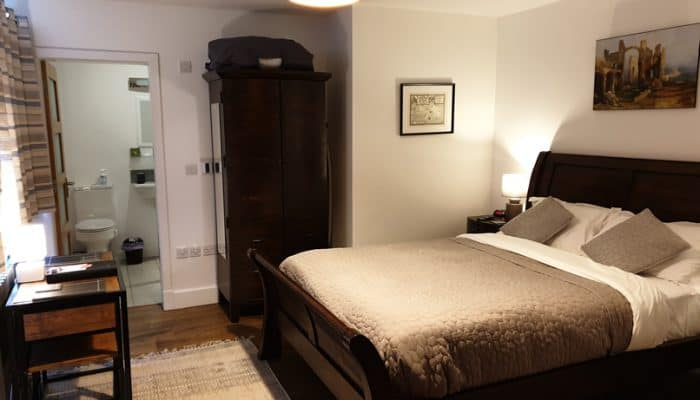 Abbot Studio – Holy Island accommodation