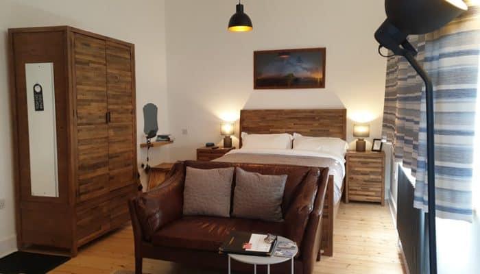 Reiver Studio Accommodation - Holy Island