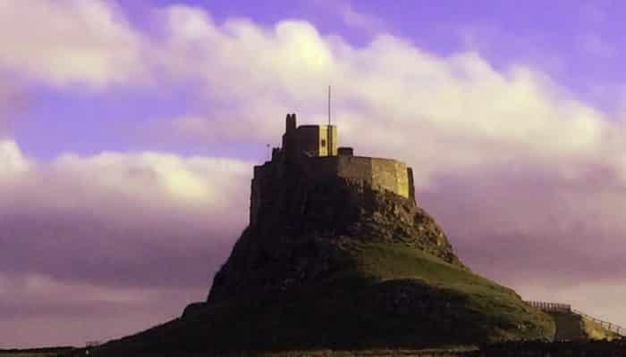 Lindisfarne Castle, Holy Island