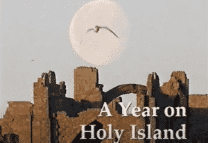 A year on Holy Island opening shot